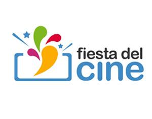 Logo de la fiesta del cine