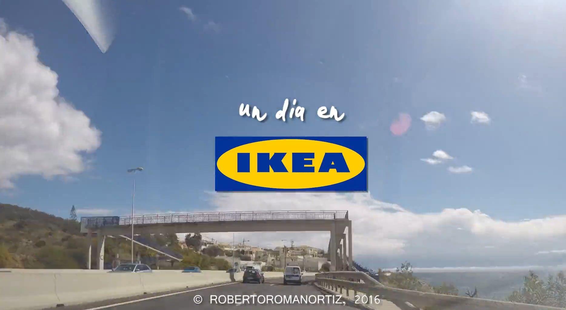 Un día en Ikea