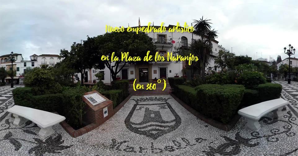 Plaza de los Naranjos 360º