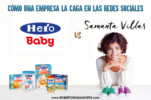 Hero Baby vs Samanta Villar