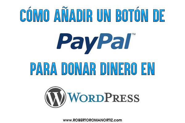 Paypal donación botón imagen