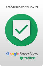 Logotipo de Google Street View Trusted