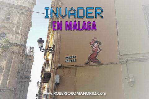 Invader Málaga Thumbnail