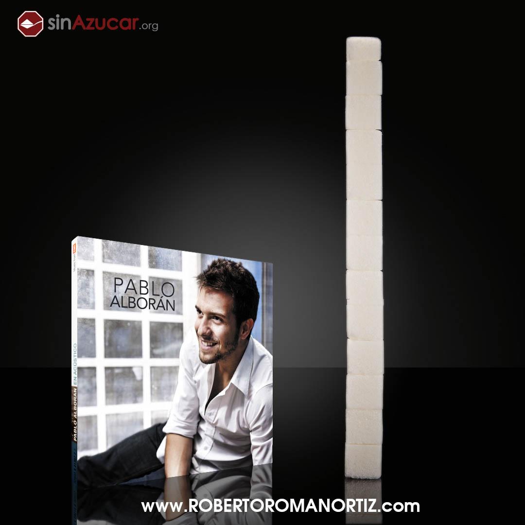 Pablo Alborán sinazucar.org