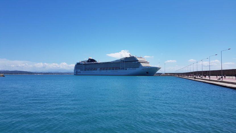 Foto del crucero MSC Musica
