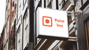 Manual de identidad corporativa 'Point Inn'