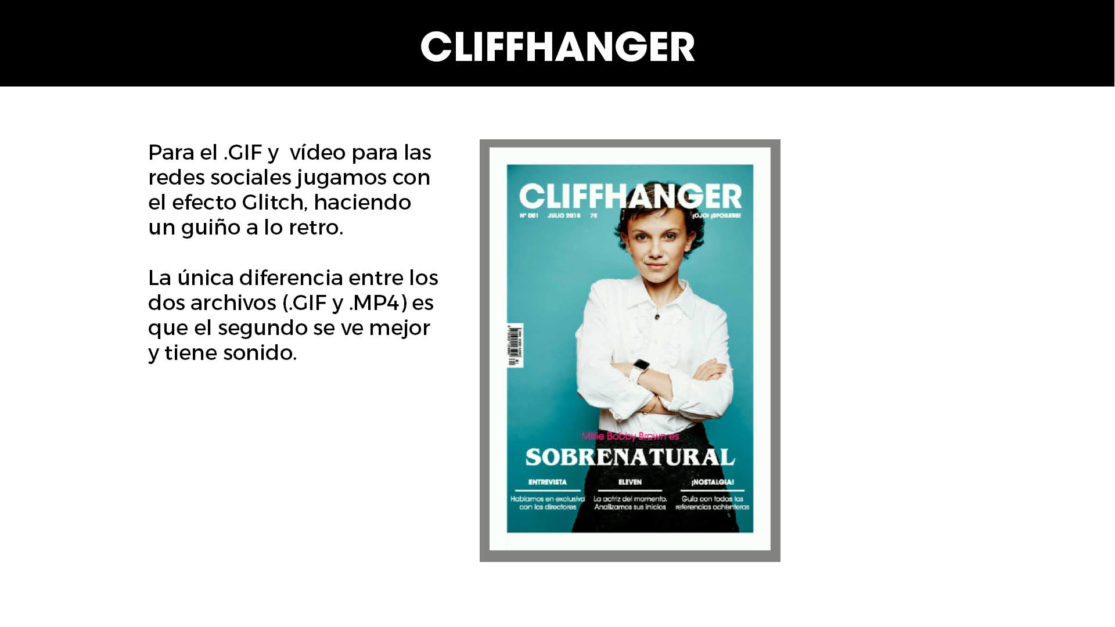 Revista Cliffhanger
