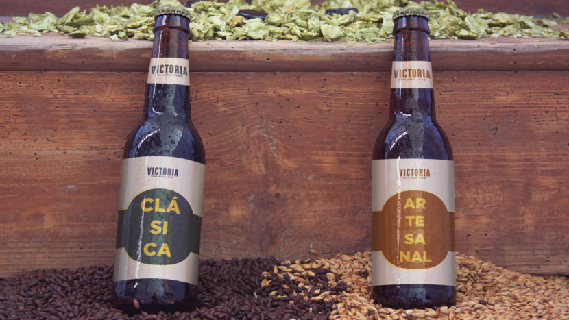 Packaging Cerveza Victoria
