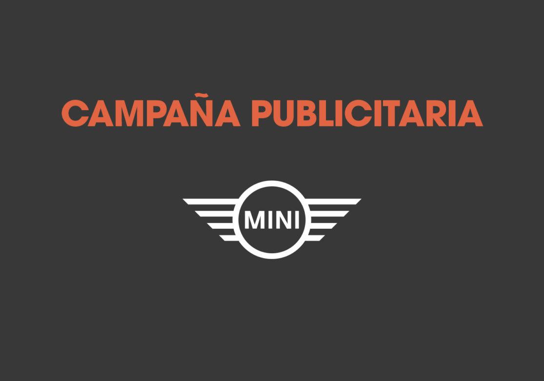 Publicidad de Mini.